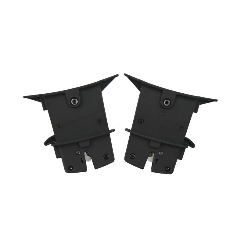 BabyStyle Oyster zvyšovací adaptéry na hlubokou korbu a autosedačku Britax/Romer