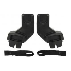 BabyStyle adaptéry Oyster Max Multi pre nižšiu sedaciu časť (k autosedačkám Maxi Cosi, Cybex a BeSafe )