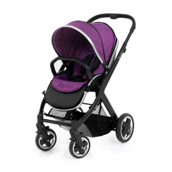 BabyStyle Oyster 2 kočárek Black / Grape 2016