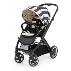 BabyStyle Oyster 2 kočárek Black / Vogue Humbug 2015