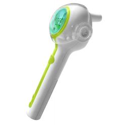 Brother max -3 v 1 dotykový digitální teploměr - zelený