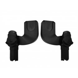 BabyStyle EGG lower multi car seat adaptors