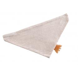 Vulli Šátek So'Pure s kousátkem 100% bio bavlna