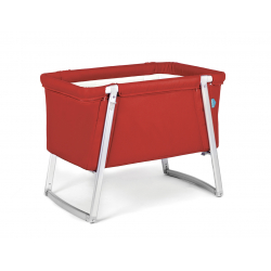 BABYHOME DREAM postýlka, Red
