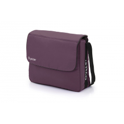 BabyStyle Oyster changing bag Damson 2016