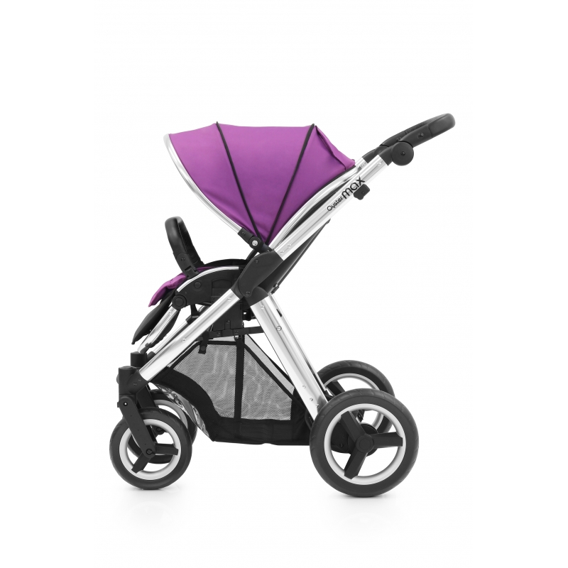 BabyStyle kočárek Oyster Max Mirror / Grape 2016