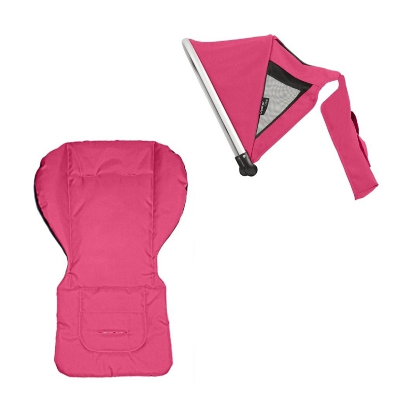BabyStyle Oyster Lite Colour Pack Hot Pink 2016