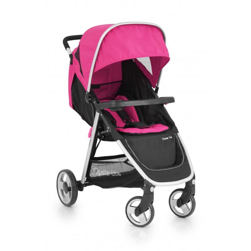 BabyStyle Oyster Lite kočárek Hot Pink 2016