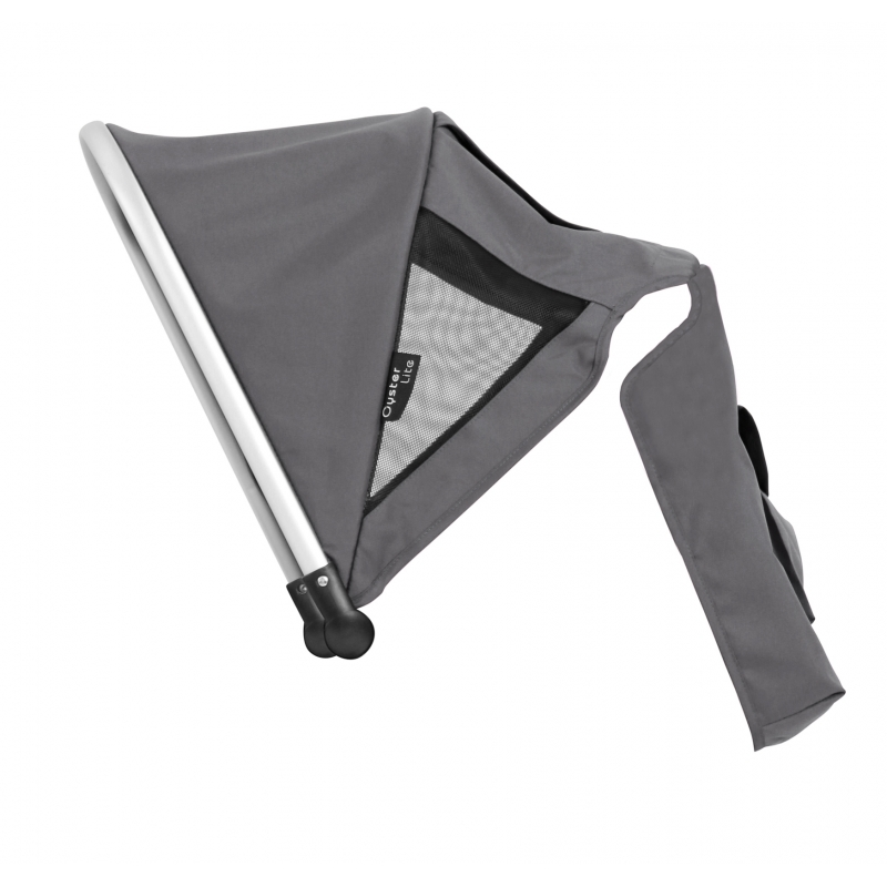 BabyStyle Oyster Twin Lite Colour Pack Slate Grey 2016