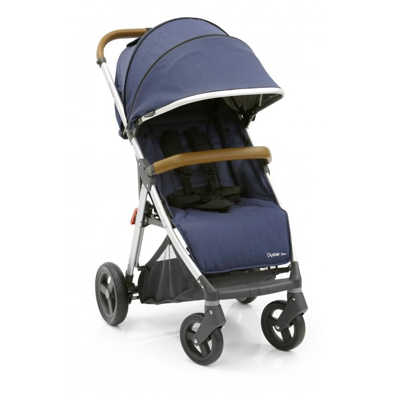 BabyStyle Oyster Zero kočárek Oxford Blue 2019