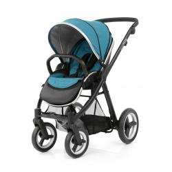 BabyStyle stroller Oyster Max Black/Deep Topaz 2018