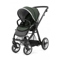 BabyStyle stroller Oyster Max Black/Olive Green 2019