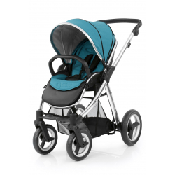 BabyStyle stroller Oyster Max Mirror/Deep Topaz 2018