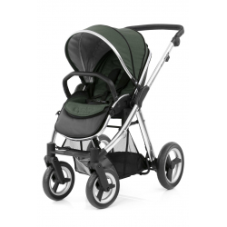 BabyStyle stroller Oyster Max Mirror/Olive Green 2019
