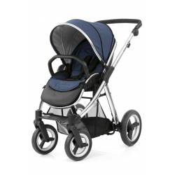 BabyStyle stroller Oyster Max Mirror/Oxford Blue 2019