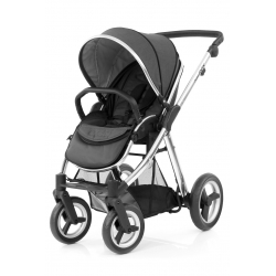 BabyStyle kočárek Oyster Max Mirror/Tungsten Grey 2019