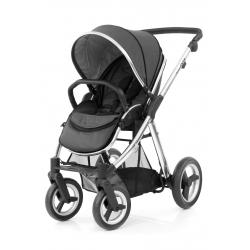 BabyStyle stroller Oyster Max Mirror/Tungsten Grey 2019