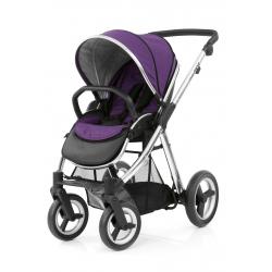 BabyStyle kočárek Oyster Max Mirror/Wild Purple 2018
