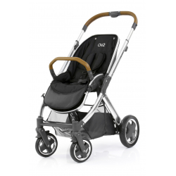 BabyStyle Oyster 2 chassis Mirror Tan 2019
