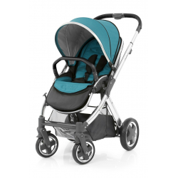 BabyStyle Oyster 2 stroller Mirror/Deep Topaz 2018