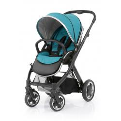 BabyStyle Oyster 2 stroller Black/Deep Topaz 2018