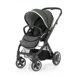 BabyStyle Oyster 2 stroller Black/Olive Green 2019