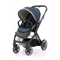 BabyStyle Oyster 2 kočárek Black/Oxford Blue 2019