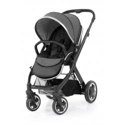 BabyStyle Oyster 2 stroller Black/Tungsten Grey 2019
