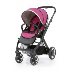 BabyStyle Oyster 2 Black/Wow Pink 2018