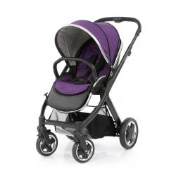 BabyStyle Oyster 2 stroller Black/Wild Purple 2018