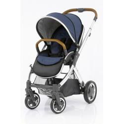 BabyStyle Oyster 2 kočárek Mirror / Slate Grey 2015
