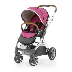 BabyStyle Oyster 2 Mirror Tan/Wow Pink 2018