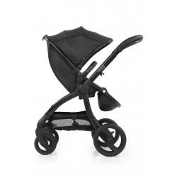 BabyStyle EGG stroller Jurassic Black/Black 2018 + changing bag + seat liner