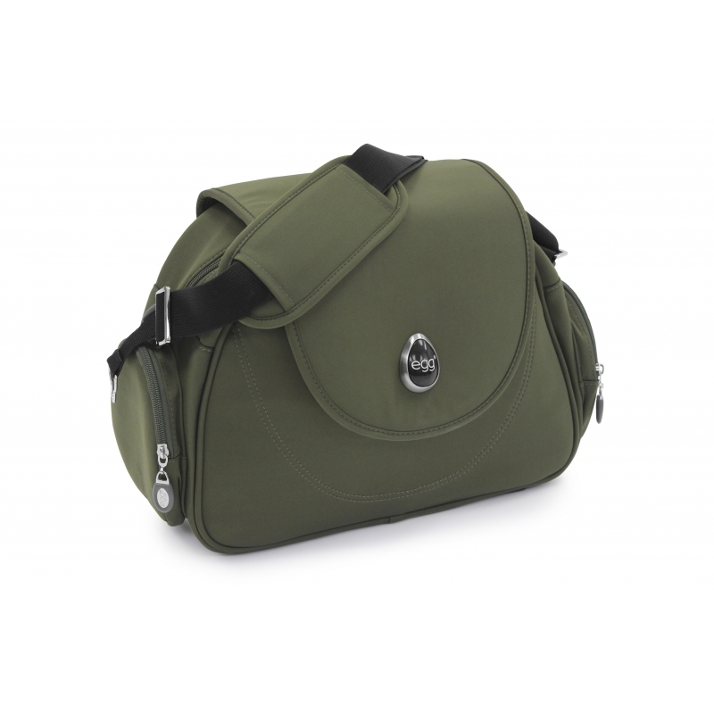 BabyStyle EGG přebalovací taška Forest Green 2018