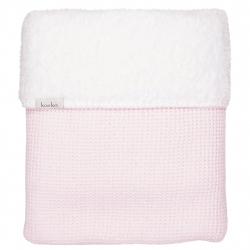Koeka Pletená deka Vizela 75x100 - water pink