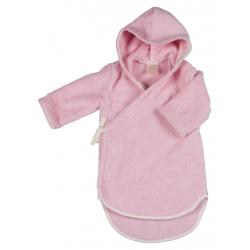 Koeka Dětský župan Venice 62/68 - baby pink
