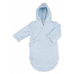 Koeka Dětský župan Venice 62/68 - baby blue