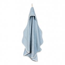 Koeka Osuška s kapucí Rome - soft blue