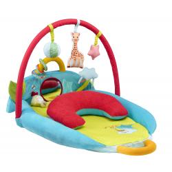 Vulli Multifunkční hrací měkká deka žirafa Sophie