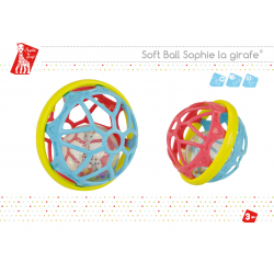 Vulli Měkký míč žirafa Sophie