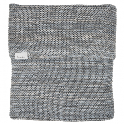 Koeka Deka Porto 75x100 - grey/soft blue/pebble