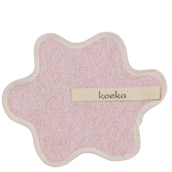 KOEKA Mazlík Rome na dudlík - baby pink