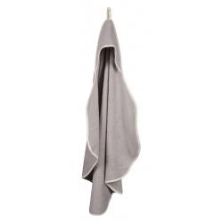 Koeka Osuška s kapucí Rome - silver grey