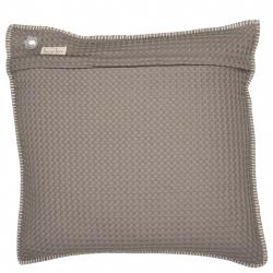 Koeka Povlak na polštář Oslo 50, taupe/soft grey