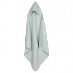 Koeka Osuška s kapucí Elba Lace - soft mint