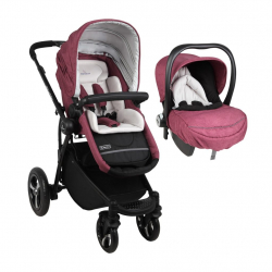 RENOLUX EQUATION stroller travel system 3 in 1 -  2018, FRABINA