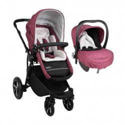 RENOLUX EQUATION stroller travel system 3 in 1 -  2019, FRABINA