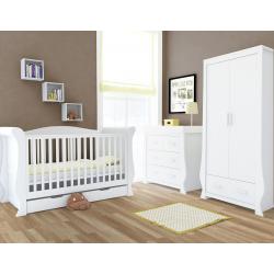 BabyStyle Hollie komoda Fresh White