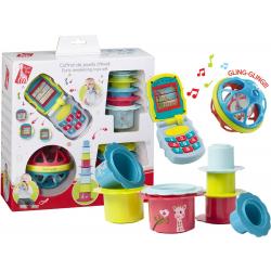 Vulli Set vzdělávacích produktů