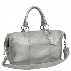 Koeka Přebalovací taška Sorrento (kůže) - steel grey